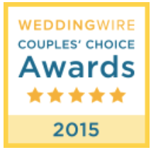 wedding wire couples choice award 2015 graphic