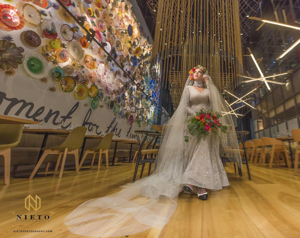 Vidrio Creative Bridal Portrait