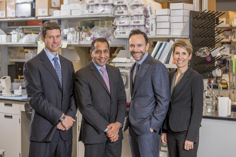 headshots for raleigh bio tech company
