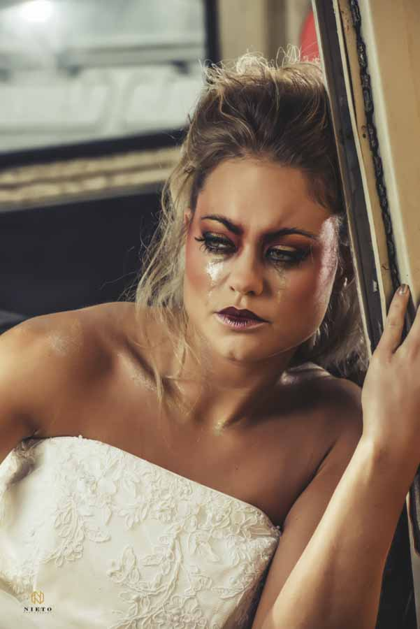 raleigh editorial photography project bridal decrepitude by nieto photography