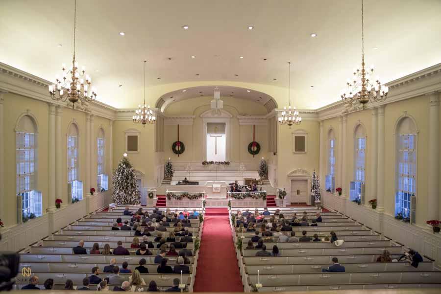 Hayes Barton Baptist Church Raleigh Wedding Venue Nieto