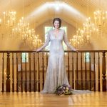 Wakefield Barn Bridal Portraits | Styled Shoot | Nieto Photography